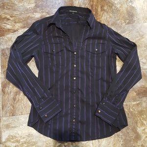 Express Dress Shirt, Women's M